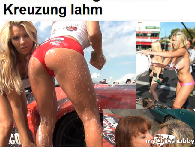 DIRTY CAR WASH -Bild Zeitung berichtet