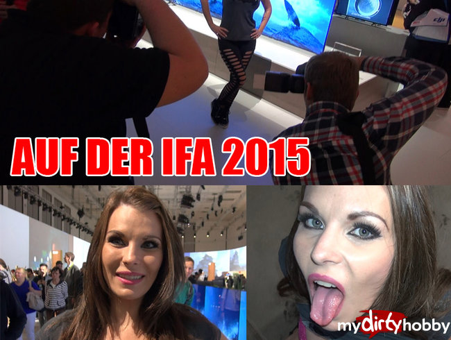 Auf der IFA 2015