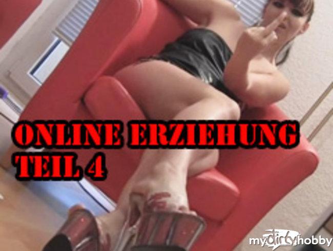 ONLINE ERZIEHUNG TEIL 4