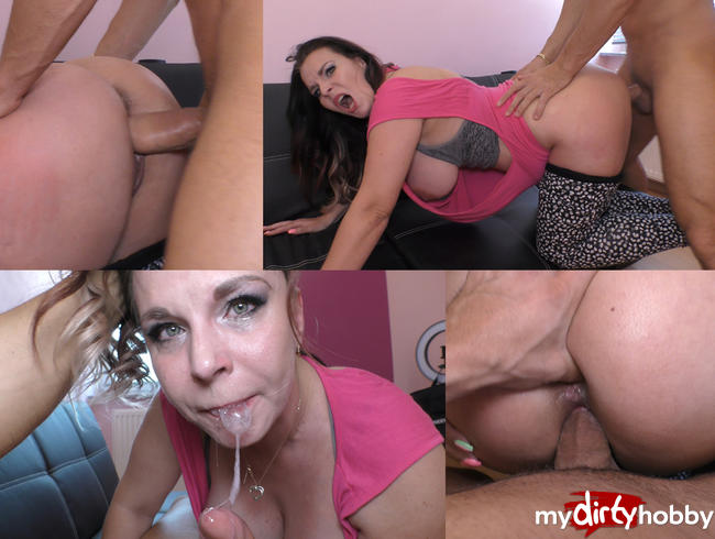 Sloppy Deepthroat-Abfick-N****